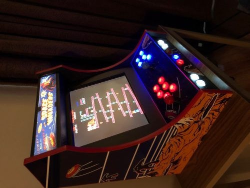 DIY Bartop Arcade build