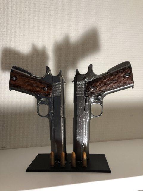 Colt 1911 3D printed