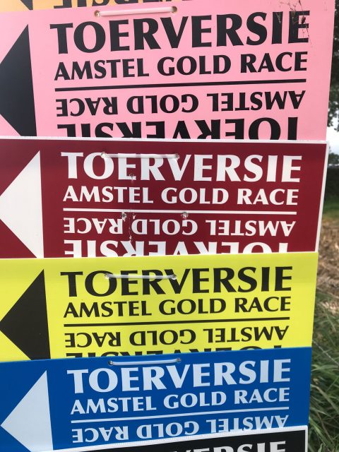 Amstel Gold zonder race
